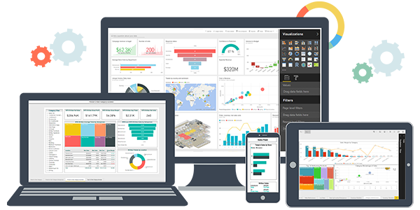 Microsoft Power BI Development and Analytics Company